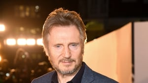 "Liam Neeson: ""I said 'Six foot four.' He said, 'That's tall, he's not a giant.'"""