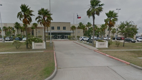 Galveston Police Department apologised to the man and said he should have been transported in a police vehicle (Pic: Google Maps)