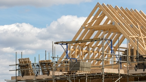 Housing activity increased for the first time in three months in October, the latest Ulster Bank Construction PMI shows