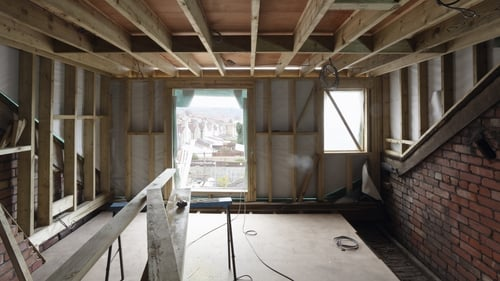 Apartments make up 51% of the total planning permissions granted last year