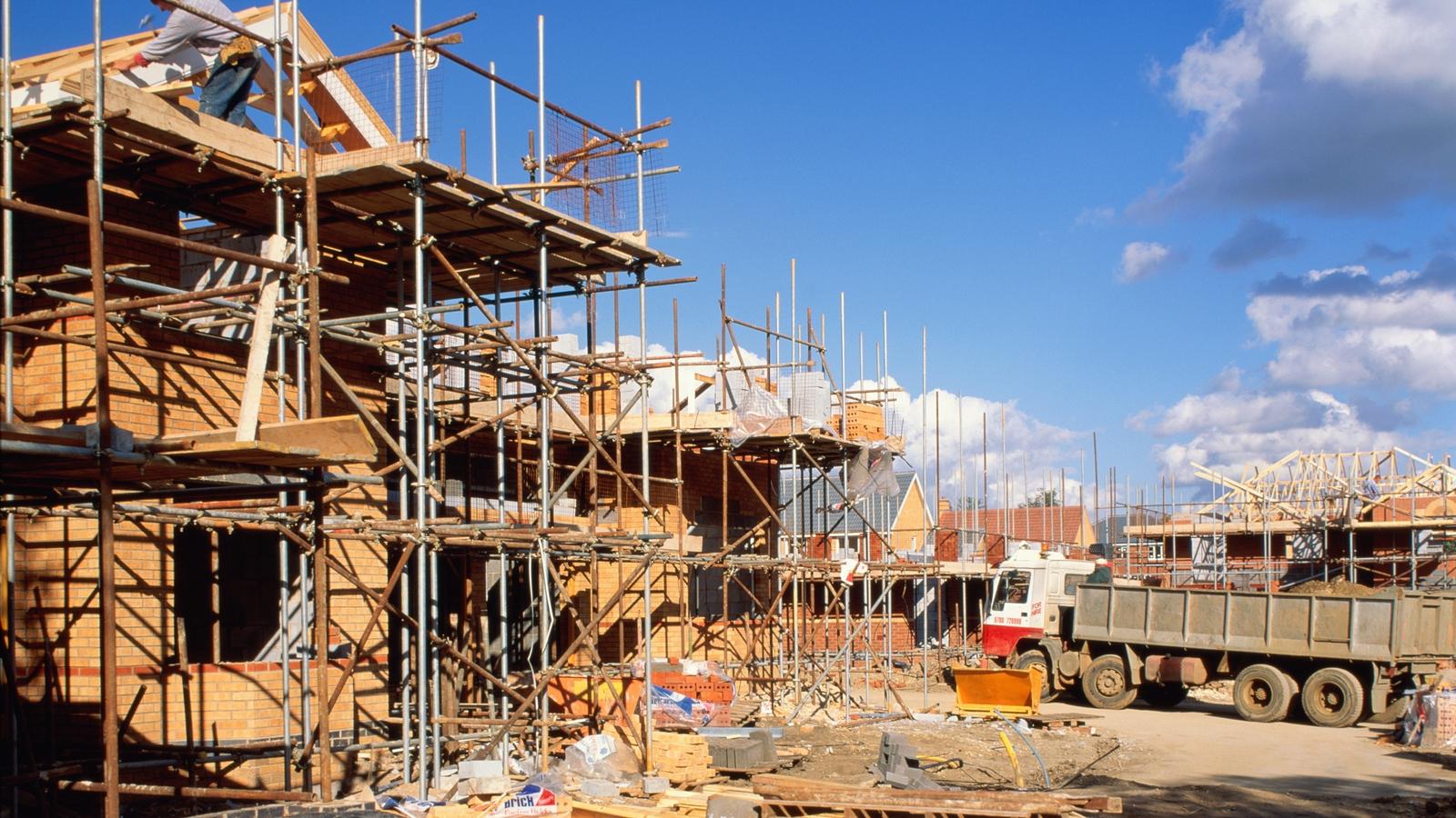 Construction activity bounces back, but costs soar
