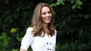 Kate in August. Photo: Getty