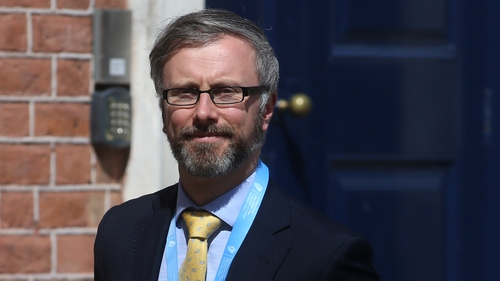 Roderic O'Gorman said there would be more investment in the National Childcare Scheme in Budget 2022