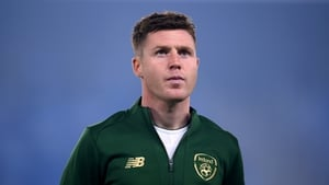 James McCarthy will miss Wednesday's game against Finland