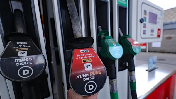 Petrol and diesel prices increased at midnight