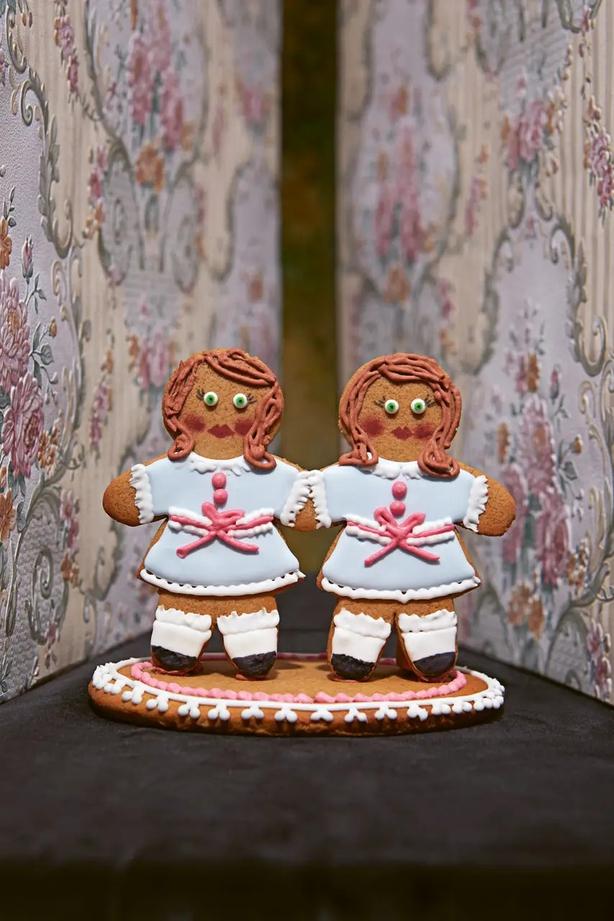 Gingerdead twins (Patricia Niven/Quadrille/PA)