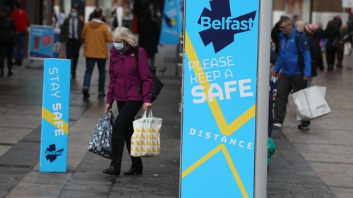 New restrictions will come into effect for Northern Ireland on Friday