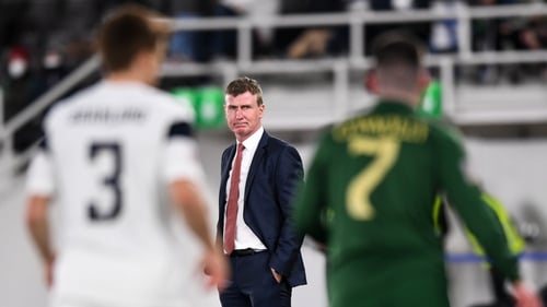Stephen Kenny's side have not scored in four games