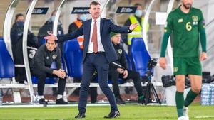 Stephen Kenny felt that his side did not deserve to lose in Finland