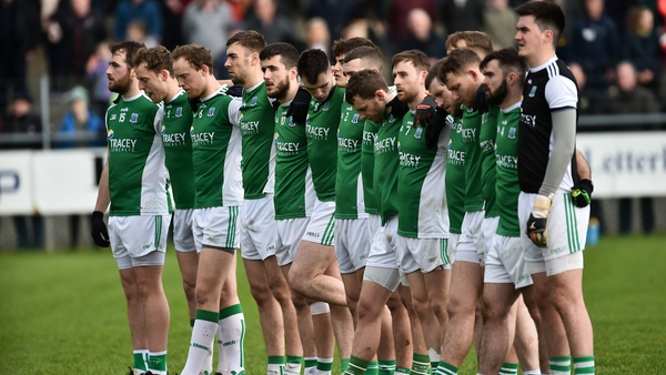 The Fermanagh board will now decide whether to field a team or not but it's understood they could produce a team with several under 20 players included