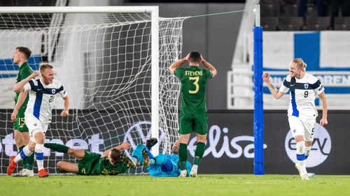Ireland are yet to record their first win under Stephen Kenny