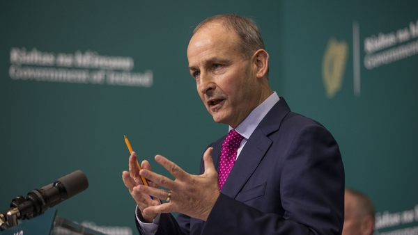 The Government said it will be enhancing communication about restrictions (Pic: RollingNews.ie)