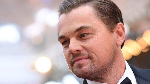 Leonardo DiCaprio joins star-studded cast