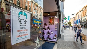 Retail Ireland urged people to use online and click and collect services