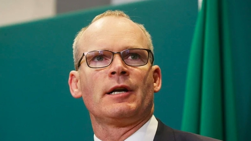 Simon Coveney said 'the Protocol is not something to be tampered with lightly'