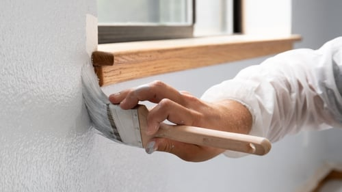 Tradespeople can enter people's homes to carry out their work (stock image)