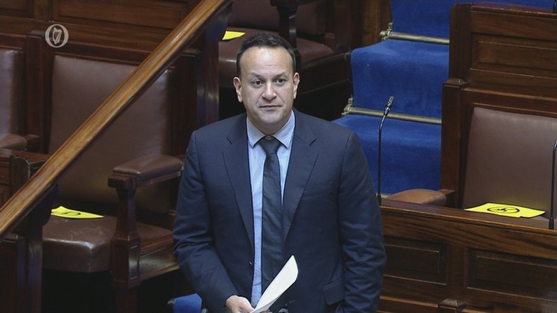 Leo Varadkar told the Dáil the JAAB had decided Seamus Woulfe was a suitable candidate for the vacancy (file image)