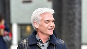 """Phillip Schofield: """"When you're going through something like that, and you're trying to pick your way through, and I say in there it's not in my nature to hurt people, it's not the way I'm built, so I was trying to find my way through."""""""
