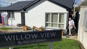 Seán Murphy lives in Willow View in Castlebridge, County Wexford