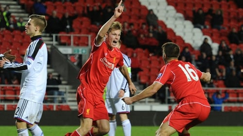Daniel Cleary (centre) was deliberately injury by his team-mate while at Liverpool