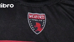 Wexford are currently bottom of the First Division