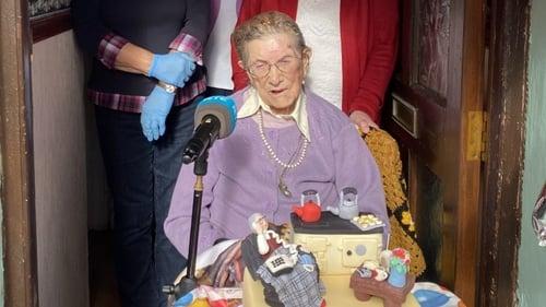 Nancy Stewart has lived through both the Spanish Flu and the coronavirus pandemics