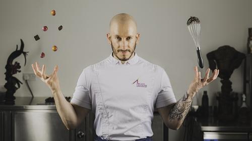 Erik Van der Veken - Arcane Chocolate
