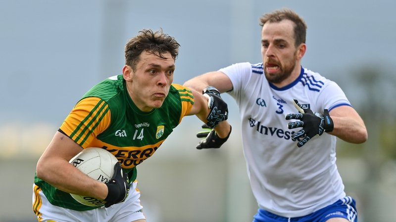 David Clifford was Kerry's main attacking threat in the win over Monaghan