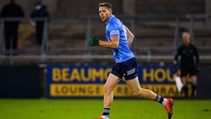 Dean Rock was named man-of-the-match at Parnell Park