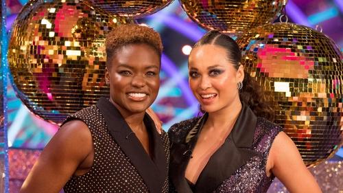 Nicola Adams and Katya Jones return for the Stricly Come Dancing final