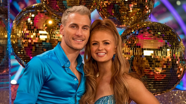 EastEnders star Masie Smith on Strictly