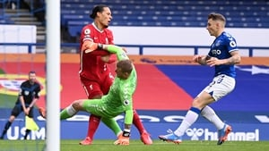 Jordan Pickford escaped punishment for his horror tackle on Virgil van Dijk