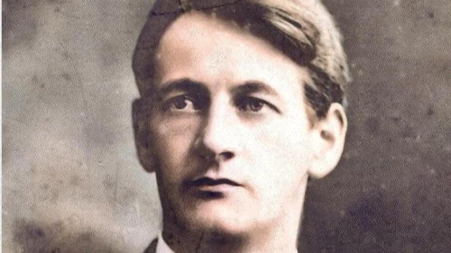 """Terence MacSwiney: """"his physical weakness came to represent strength and moral conviction against corporeal colonialism"""""""