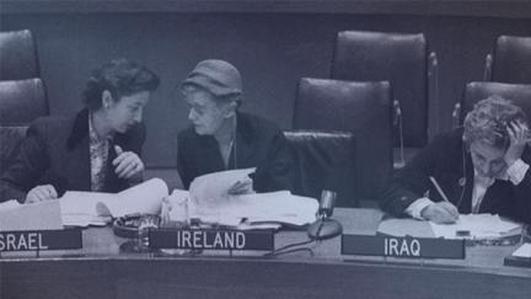Women and Irish Foreign Affairs