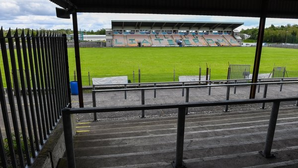 A view of Avantcard Páirc Seán MacDiarmada in Carrick-on-Shannon