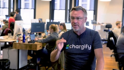 Chargify's chief executive Paul Lynch said Dublin is the best place to hire and expand from