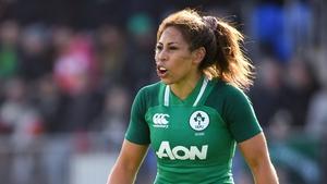 Sene Naoupu has won 37 caps for Ireland