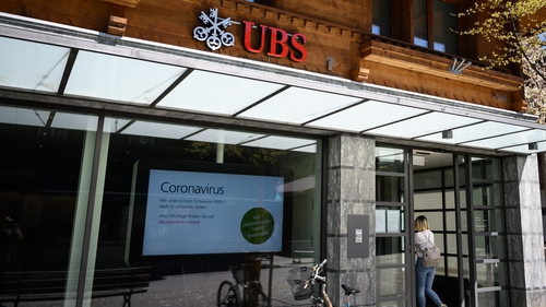 UBS has today posted a 99% jump in third-quarter profit