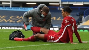 Virgil van Dijk has yet to go under the knife to repair his anterior cruciate ligament