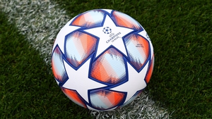 The Champions League official ball