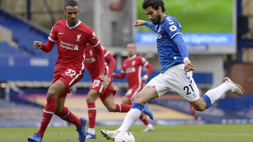 Joel Matip looks likely to miss Liverpool's clash with Ajax