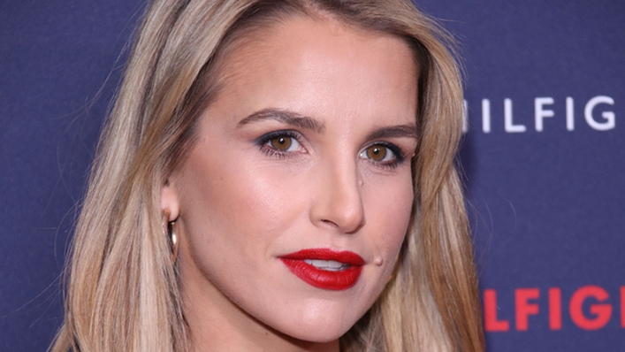 Vogue Williams on The Ryan Tubridy Show