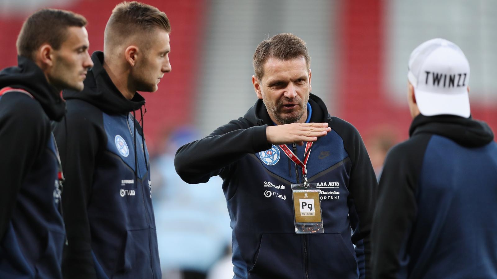 Slovakia turn to Tarkovic for Northern Ireland play-off