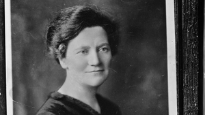 Mary MacSwiney. Image courtesy of the National Library of Ireland