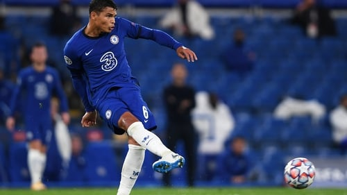 Thiago Silva has made 17 Premier League appearances for the Blues since arriving from PSG in the summer