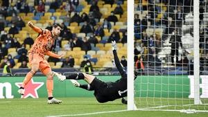 Alvaro Morata scored twice for Juve