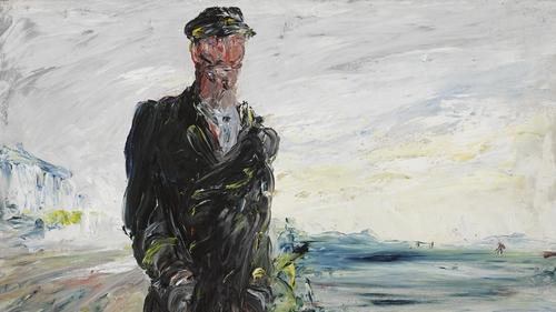 Jack B Yeats, Pilot Sligo River (Private Collection)