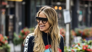 Vogue Williams (Photo by Brett Cove/SOPA Images/LightRocket via Getty Images)