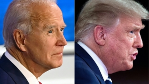 Joe Biden and Donald Trump held virtual town hall events