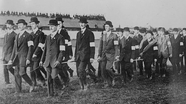 The Ulster Volunteers